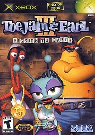 Rent ToeJam & Earl III: Mission to Earth for Xbox