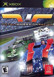 Rent Total Immersion Racing for Xbox