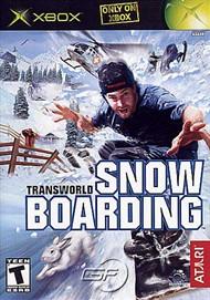 TransWorld Snowboarding - Pre-Played