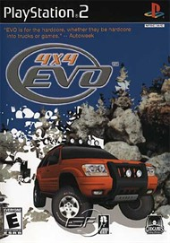 Rent 4x4 Evolution for PS2