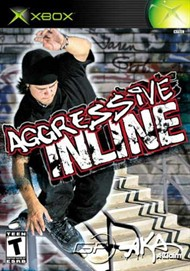 Rent Aggressive Inline for Xbox