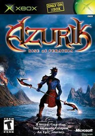 Rent Azurik: Rise of Perathia for Xbox