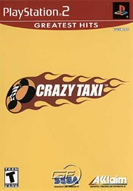 Rent Crazy Taxi for PS2