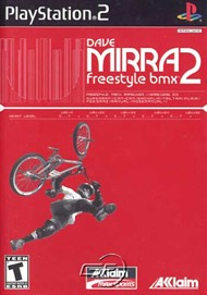 Rent Dave Mirra Freestyle BMX 2 for PS2