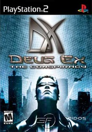 Rent Deus Ex for PS2