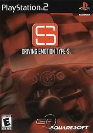 Rent Driving Emotion Type-S for PS2