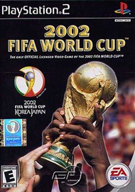 Released to coincide with the 2002 World Cup, this title is high on stadium atmosphere. Although it offers fewer play modes than FIFA Soccer 2002 (only Friendly Play mode and World Cup Tournament mode are available), it offers extra animations and genuine World Cup ambience. Fans of international soccer will be pleased to see plenty of famous players among the ranks. With epic music, innovative crowd reactions, and commentary by authentic broadcasters, this title aims to be a worthy addition to EA's FIFA series.
