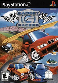 Rent Gadget Racers for PS2