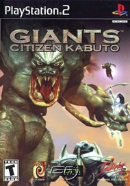 Rent Giants: Citizen Kabuto for PS2