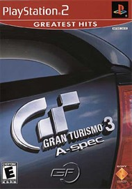 Rent Gran Turismo 3: A-Spec for PS2