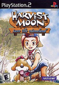 Rent Harvest Moon: Save The Homeland for PS2