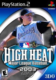Rent High Heat Major League Baseball 2003 for PS2