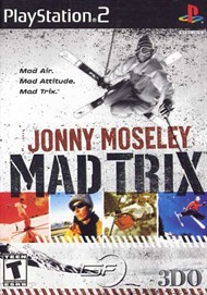 Rent Jonny Mosely Mad Trix for PS2