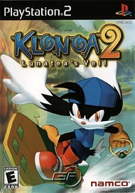 Rent Klonoa 2: Lunatea's Veil for PS2