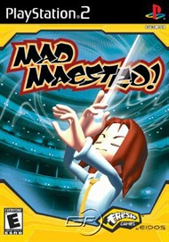 Rent Mad Maestro! for PS2