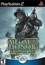 Rent Medal of Honor Frontline for PS2