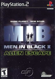 Rent Men in Black 2: Alien Escape for PS2