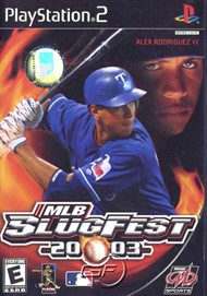 Rent MLB Slugfest 20-03 for PS2