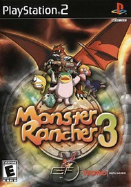 Rent Monster Rancher 3 for PS2