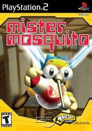 Rent Mr. Mosquito for PS2