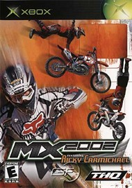 Rent MX 2002 Featuring Ricky Carmichael for Xbox