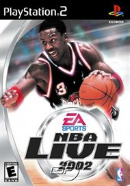 Rent NBA Live 2002 for PS2