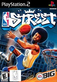 Rent NBA Street for PS2