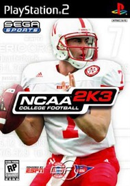 Rent NCAA College Football 2K3 for PS2
