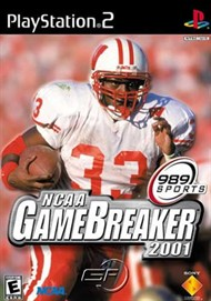 Rent NCAA GameBreaker 2001 for PS2