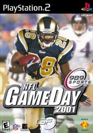 Rent NFL GameDay 2001 for PS2