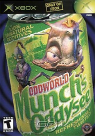 Rent Oddworld: Munch's Oddysee for Xbox