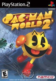 Rent Pac-Man World 2 for PS2