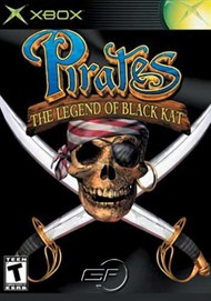 Rent Pirates: The Legend of Black Kat for Xbox