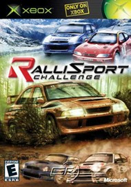 Rent Rallisport Challenge for Xbox