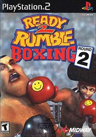 Rent Ready 2 Rumble Boxing: Round 2 for PS2