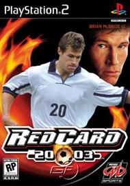 Rent RedCard Soccer 2003 for PS2