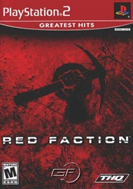 Rent Red Faction for PS2