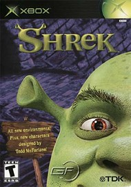 Rent Shrek for Xbox