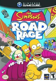 Rent Simpsons Road Rage for GC