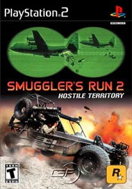 Rent Smuggler's Run 2: Hostile Territory for PS2