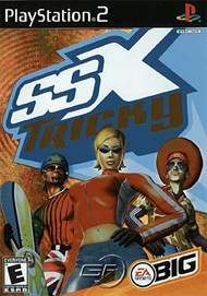 Rent SSX Tricky for PS2