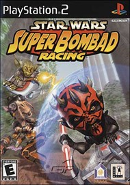 Rent Star Wars: Super Bombad Racing for PS2