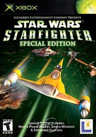 Rent Star Wars Starfighter: Special Edition for Xbox