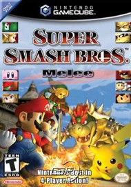 Rent Super Smash Bros. Melee for GC