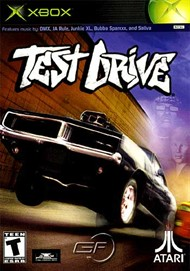 Rent Test Drive for Xbox