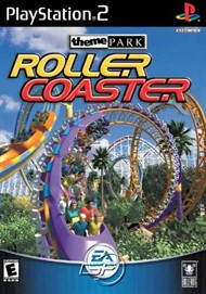 Rent Theme Park Roller Coaster for PS2