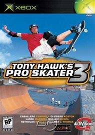 Rent Tony Hawk's Pro Skater 3 for Xbox
