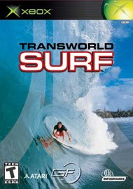Rent TransWorld Surf for Xbox