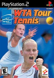 Rent WTA Tour Tennis for PS2