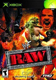 Rent WWE Raw Is War for Xbox